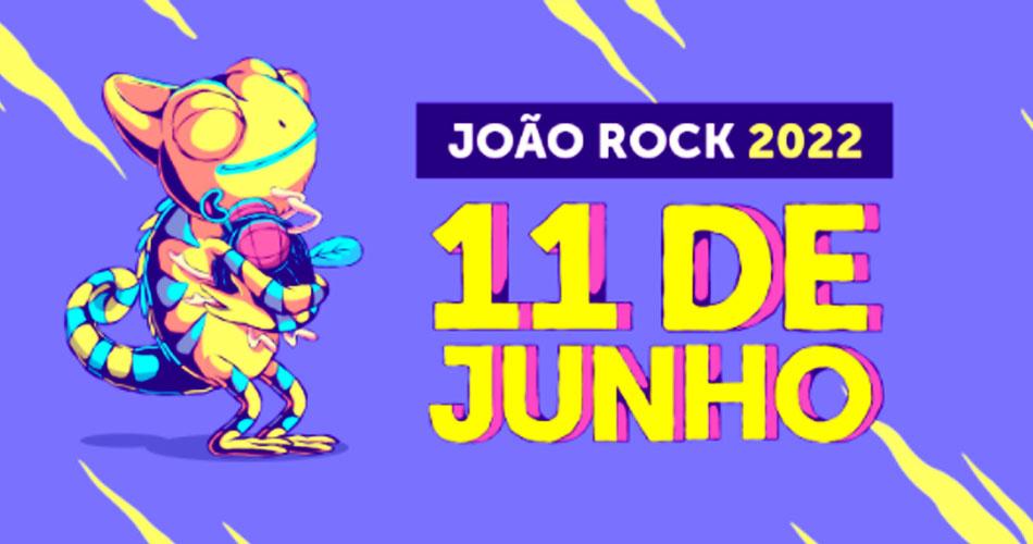 João Rock anuncia line-up e começa pré-venda de convites para edição de 2022