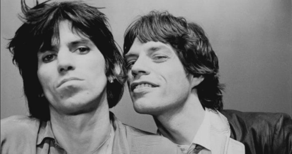 Mick Jagger e Keith Richards celebram 60 anos de sua primeira reunião